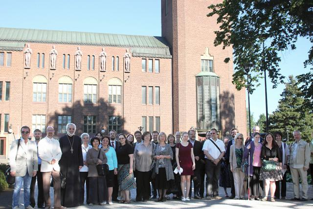 Fifth International Conference on Orthodox Church Music + Joensuu, Finland