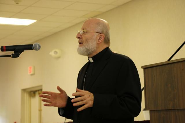Metropolitan Joseph at the 2014 Clergy Symposium