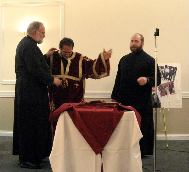 26th Anniversary of Deacon Elias' Ordination to the Diaconate + Terre Haute, IN