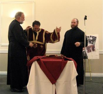 26th Anniversary of Deacon Elias' Ordination