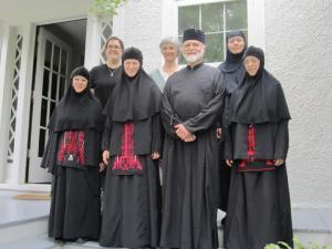Monastery community