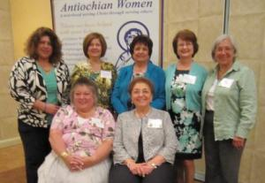 Antiochian Women Leadership, Diocese of Worcester PLC, 2011