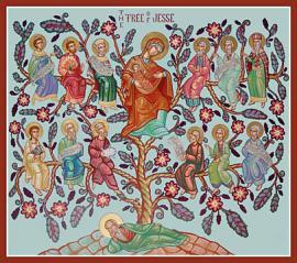 The Tree of Jesse