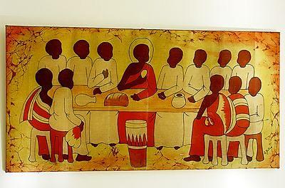 Mystical Supper Icon: Kenya