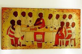 Mystical Supper Icon: Kenya