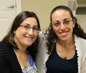Story in Waco Tribune-Herald about Reem Hoff and Rouba Heckenlively