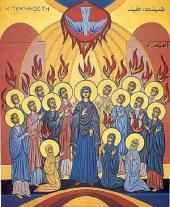 Pentecost: The Holy Spirit Descends on His Church