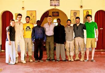OCMC mission team members to Turkana, Kenya