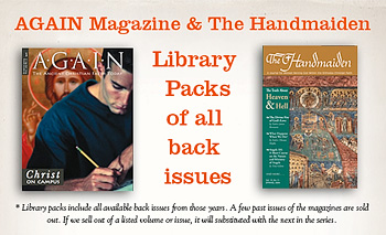 Sale on Back Issues of AGAIN and The Handmaiden | Antiochian