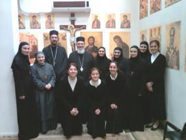 Aleppo: Annunciation Monastery