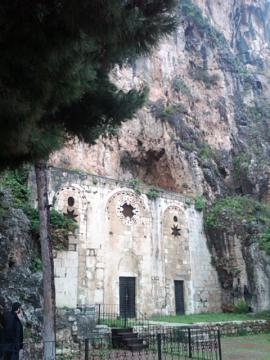 Antioch: St. Peter Cave Church
