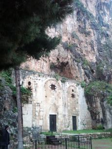 Antioch: St. Peter Cave Church