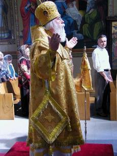 Archbishop JOB of Chicago (OCA)