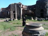 Bosra: Remains of Church of Ss. Sergius & Bacchus