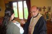 Bp THOMAS Prays over Simeon Nicholas Bushelli