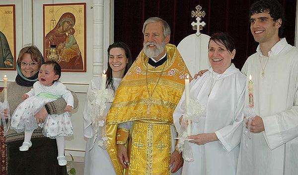 Lazarus Saturday Baptisms + St. Andrew, Arlington, WA