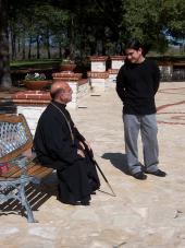 Bp THOMAS Visits St. Paraskevi Monastery