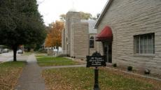 St. George Church Grounds + Terre Haute, IN