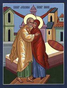 Conception of the Theotokos