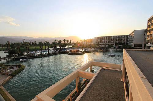 Convention Sunrise