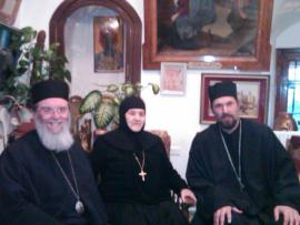 Damascus: At Saydnaya Convent with Abbess Mother Christina