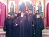 Damascus: St. George Monastery, Saydnaya
