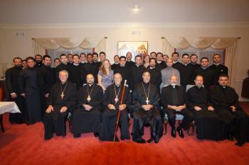October 2012 Annual Seminarian Dinner