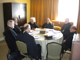 Synod Meeting 10-16-09