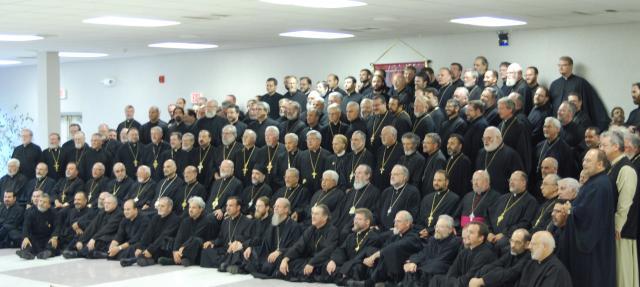 Symposium Clergy