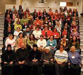 Clergy Wives Weekend 2009