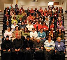 Clergy Wives Weekend 2009