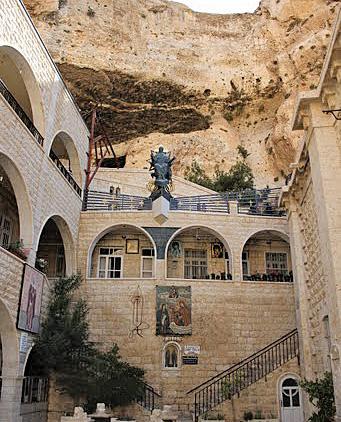 My Damascus Summer | Antiochian Orthodox Christian Archdiocese
