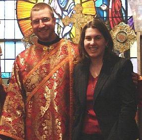 (Former) Dn. John and Sh. Rebecca