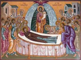 Dormition of the Most Holy Theotokos