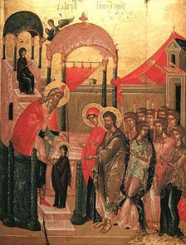 Entrance of the Theotokos