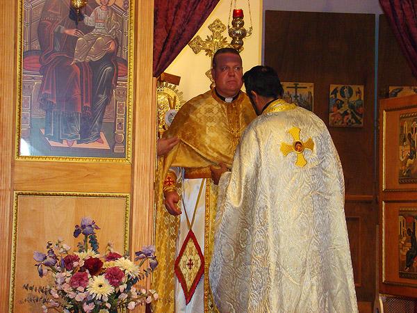 Fr. James Vesting