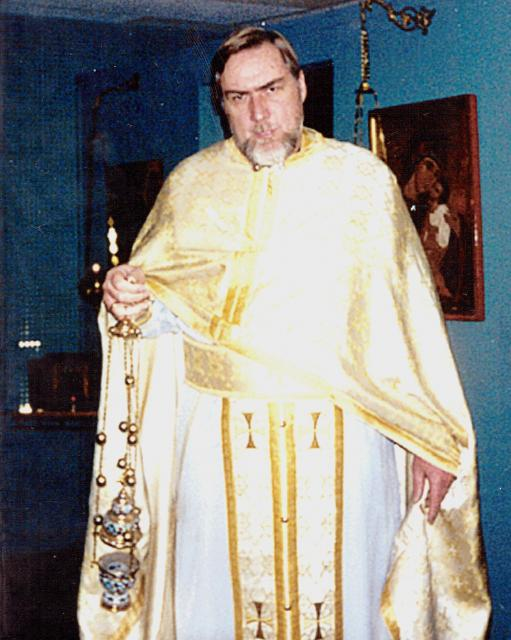 Fr. Anthony, Reposed 2006