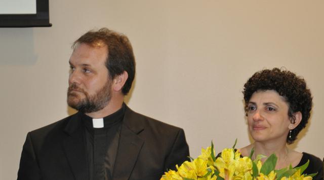 Fr. John and Kh. Loukia.
