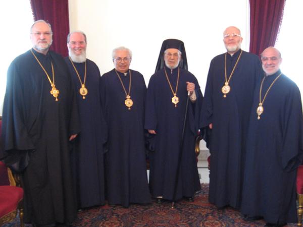 Bishops in Damascus