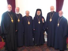 Bishops in Damascus