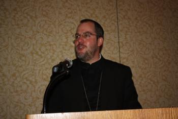Spiritual Advisor Fr. Alban West Remarks