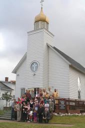 St. Mary Church + Iron Mountain, MI