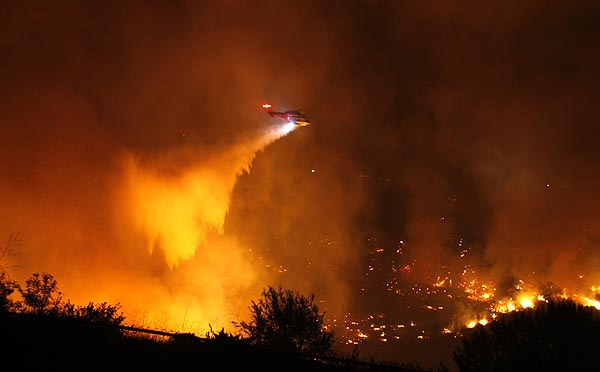 Los Angeles Fires 2009