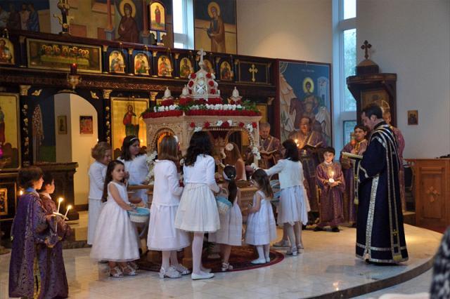 Lamentations at St. George Church + Cedar Rapids, IA