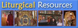 Liturgical Resources Banner