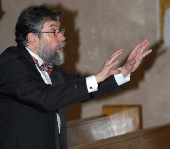 Maestro Aleksei Shipovalnikov