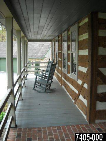 Main House Porch