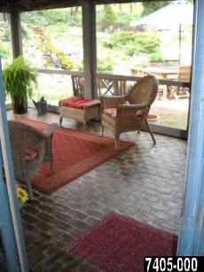 Main House Screened Porch