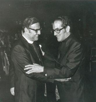 Metropolitan Philip and Archbishop Michael Shaheen