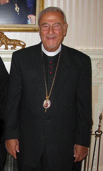 Metropolitan Philip Portrait